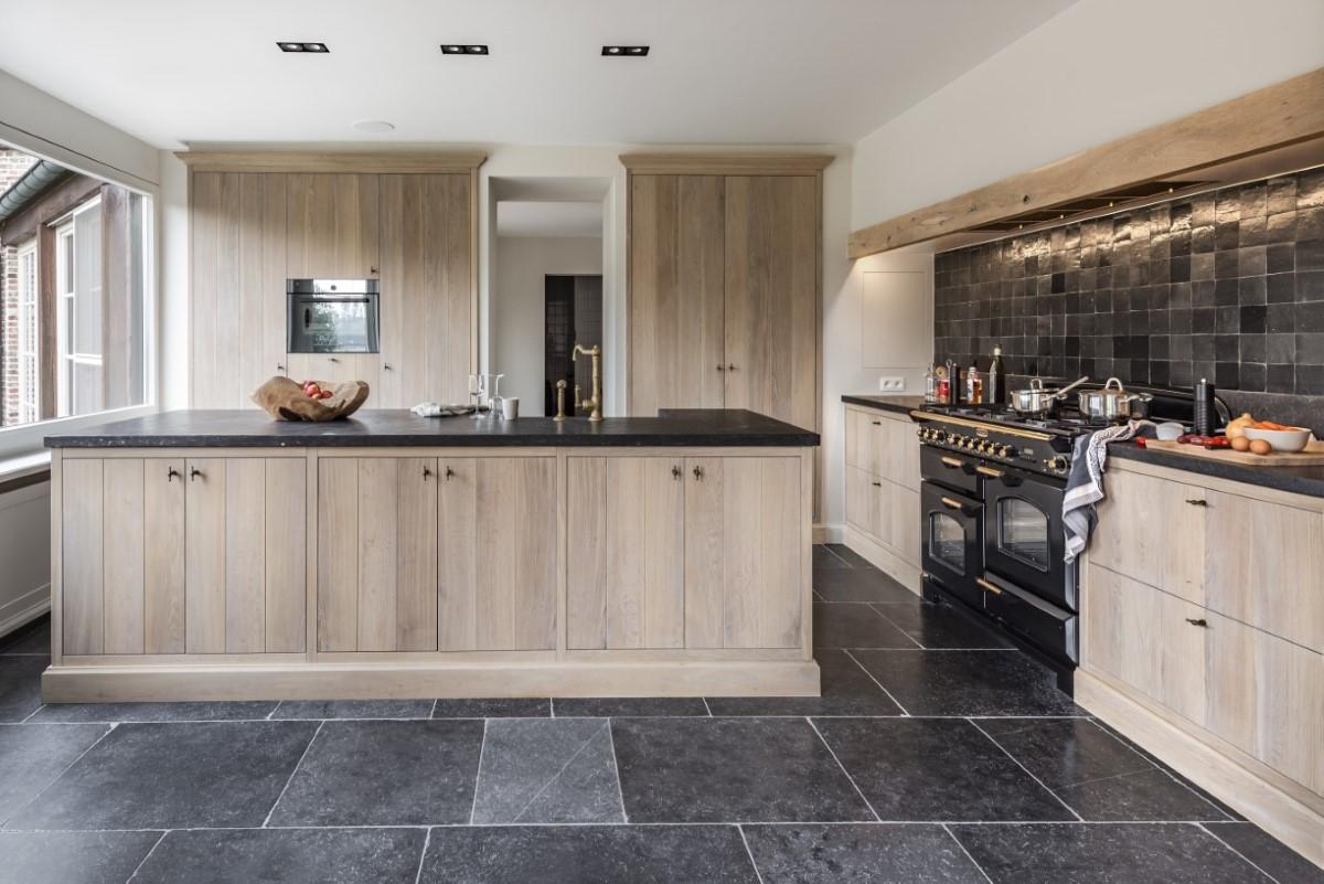 Super Strak landelijke keukens | Jones Living WX-13