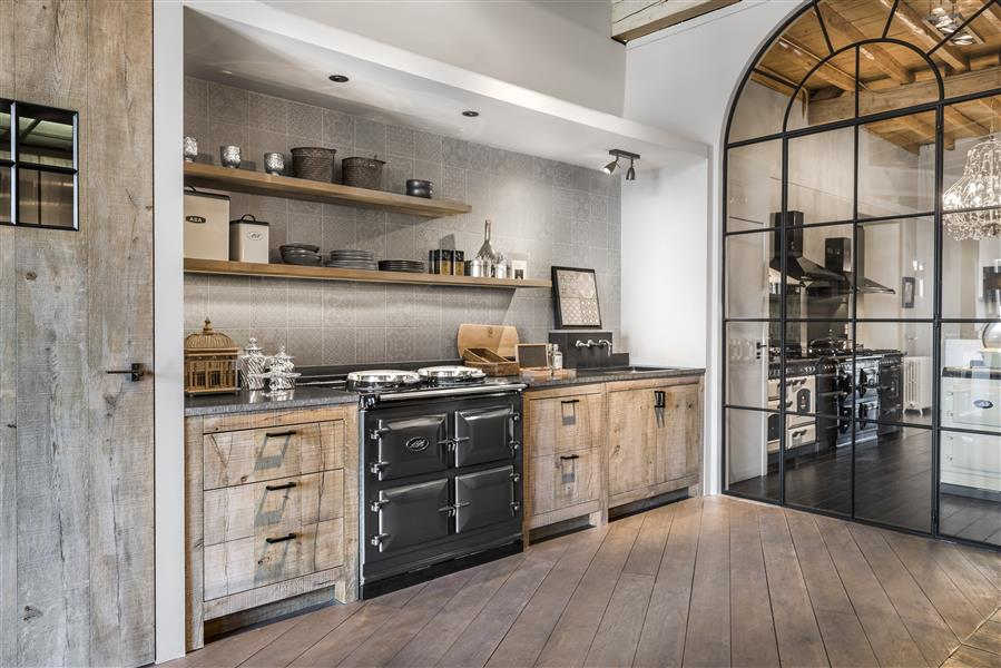 Keuken Landelijk Ramen : Keukenverneuken chelone s
