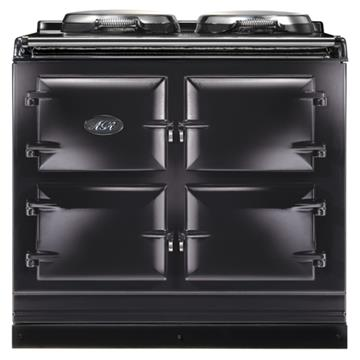 AGA TOTAL CONTROL 3-OVEN PEWTER