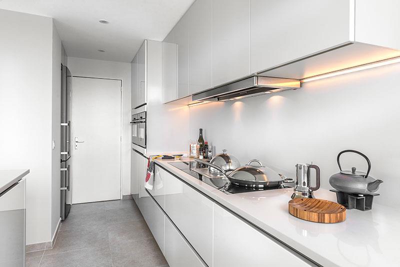 Design Keukens Antwerpen : Totaalrenovatie antwerpen modern project keuken en badkamer