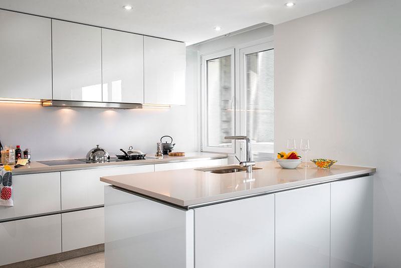 totaalrenovatie antwerpen modern project keuken en badkamer, Badkamer